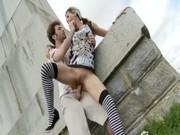 Sexo en las calles de París